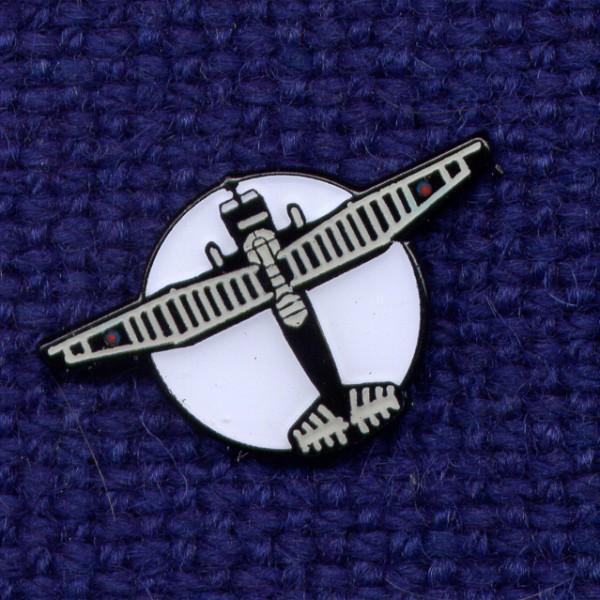 Pin badge – Lysander