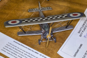 Best 1/72nd scale model, Armstrong Whitworth Siskin IIIa