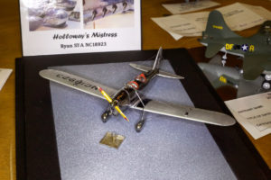 Winner of the Best Shuttleworth Model