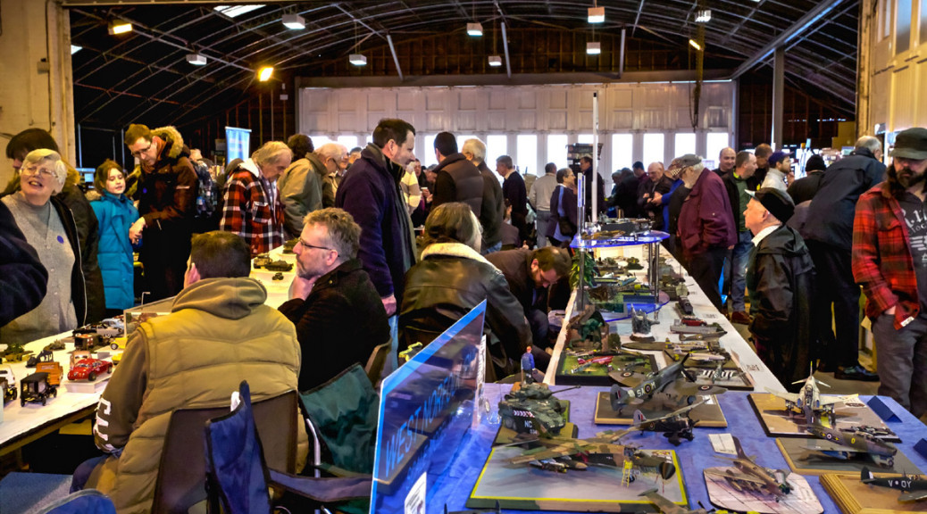 Shuttleworth Scale Model Exhibition 2017