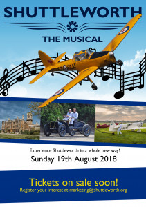Shuttleworth - The Musical