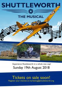 Shuttleworth - The Musical