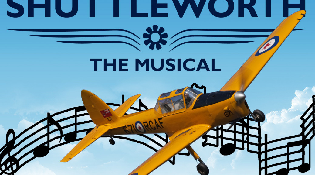 Shuttleworth The Musical